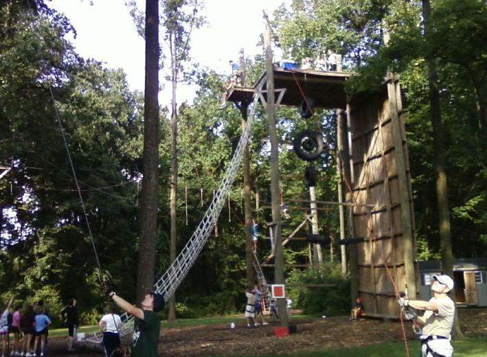 Rock climbing forums climbing information gear heads for How to make a rope wall